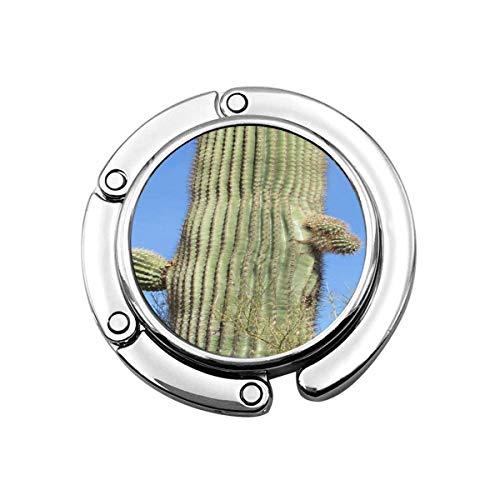 Percha Monedero Gancho Monedero Arizona Blue America Saguaro Cactus Carnegiea Gigantea con...
