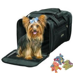 Sherpa Delta Airlines Deluxe Pet Dog Cat Carrier Airline Approved