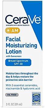 CeraVe Facial Moisturizing Lotion, 3 Ounce