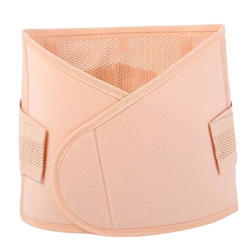 harayaa Postnatal después del Embarazo Postpartum Wrap Shapewear Transpirable - M