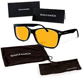 984d8392f5 Gafas Polarizadas Swanwick Sleep UK de Luz Azul – Gafas para Gamer y para  el Computador
