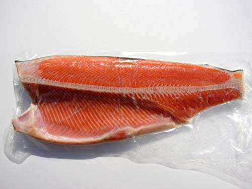 トライデント 定塩銀鮭フィレ(甘口)約1.1k 1枚