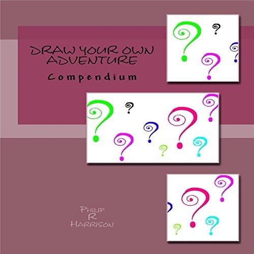 Draw Your Own Adventure Compendium audiobook cover art