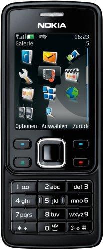 Nokia 6300 Sim Free Mobile Phone - Black
