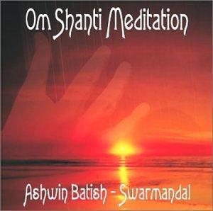 Om Shanti Meditation - Swarmandal (Indian Harp)