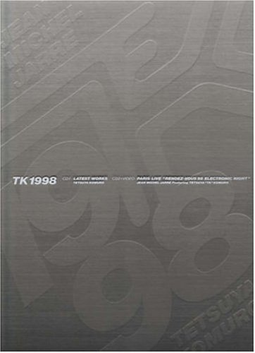 Tk 1998-Paris Live (CD+Video+B