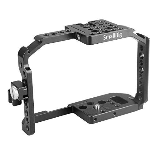 SMALLRIG G7 Cage Jaula con Cold Shoe y Abrazadera de Cable HDMI para Panasonic Lumix G7-1779