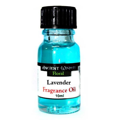 Huile Parfumée 10ml - Lavande (Fleurie)