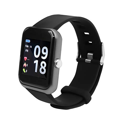 Fitness Tracker with Heart Rate Blood Pressure Blood Oxygen Sleep...