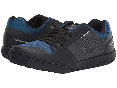 Five Ten Freerider Contact Men's Mountain Bike Shoe, Size 9, Legend Marine/Grey Four/Black