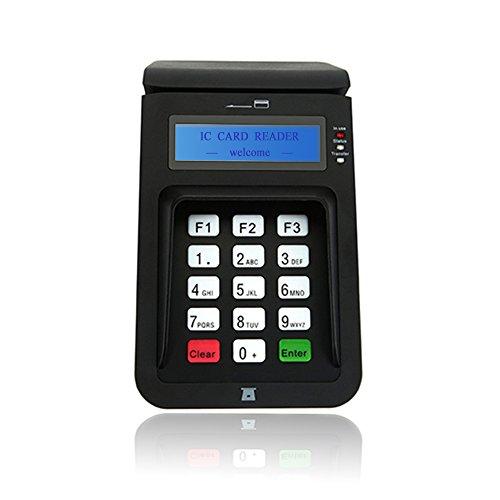 NFC RFID Reader/sin contacto contacto tipo Smart Reader & Writer 13,56 MHz USB + Mifare tarjeta IC + 4442 IC Tarjeta + NTAG213 Pegatinas