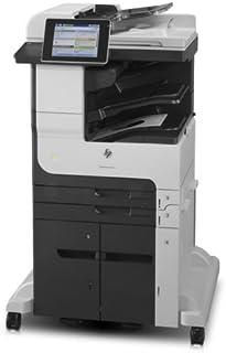 HP LaserJet Enterprise MFP M725z+ Laser A3 Negro, Gris - Impresora multifunción (Laser, Mono, Copiar, Imprimir, HP Web Jet...