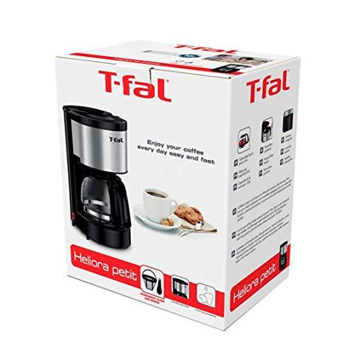 cafetera 6 tazas de la marca T-fal