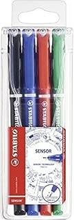 Stabilo Sensor Fineliner Pen Set