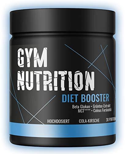 Diet Booster von Ernährungserxperten entwickelt - Beliebt bei Sportlern - Made in Germany - Hochdosiertes (CHERRY-COLA)