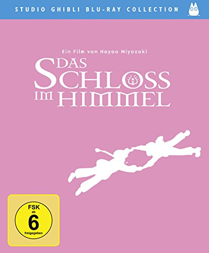 Das Schloss im Himmel - Studio Ghibli Collection [Blu-ray]