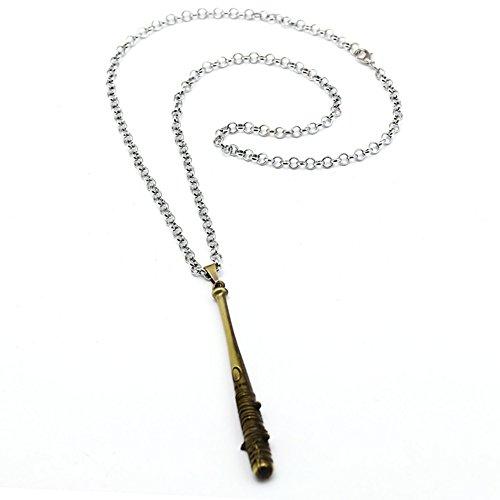 Bellenne The Walking Dead Halskette mit Anhänger - Negen's Baseballschläger Lucille