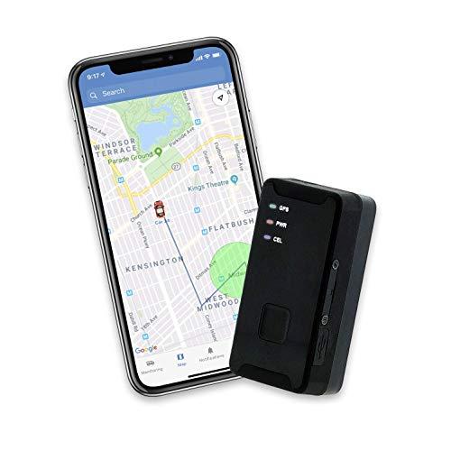 Lightning GPS GL300 Diskreter 4G Cellular Micro Echtzeit-GPS-Tracker für Fahrzeuge, Autos, Jugendliche, Kinder, ältere Geräte, Wertsachen