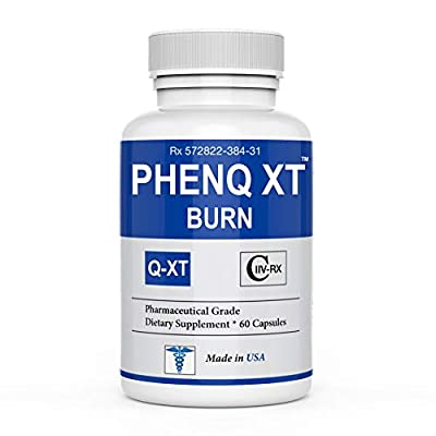 PHEN XT Burn – Weight Loss Diet Supplement for Men & Women – Appetite Suppressant – Energy Booster – Belly Fat Burner – Thermogenic Fat Burner – Keto Diet Friendly