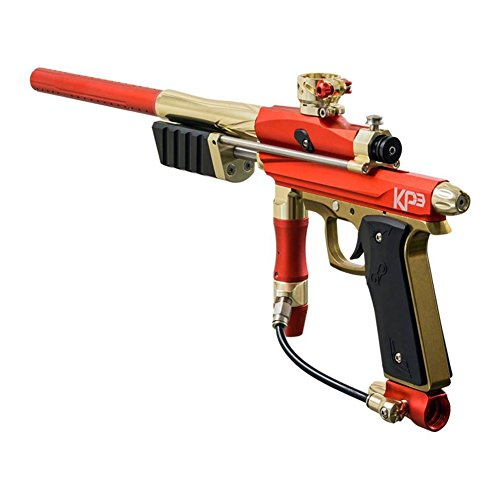 Azodin KP3.5 KAOS Pump Paintball Marker (Orange/Gold)