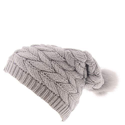 UGG Mütze Größe One Size Grau (Grau)
