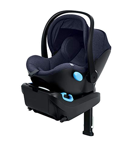 Clek 2020 Liing Infant Car Seat, Twilight (Flame Retardant Free Merino Wool)