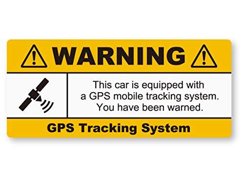 『NEW GPS盗難防止ステッカー(オートバイ用) 再帰反射 耐水 追跡 イモビライザー バイク 二輪車 原付 GPSオートバイ』のトップ画像