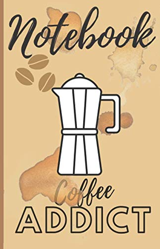 Coffee lovers notebook : coffee girl , hot coffee  notebook, and coffee books and gifts  for family and friends to...large paper size 8,5*11 inch 150 pages: coffee cookbook gift for a coffee lover