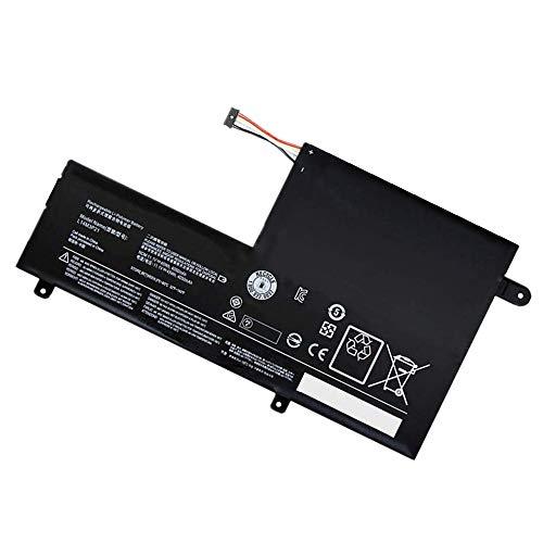 Civhomy 11.1V 45WH Battery Replacement for Lenovo Ideapad Flex 4 1470 Flex 3 1480 Yoga 500 14ISK 10-14AST 510-14IKB L14L3P21 L14M3P21 L14M2P21 L14L2P21
