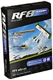 RealFlight 8 Horizon Hobby Edition: RF8 RC Flight Simulator Add-Ons Disc Only (Compatible with Original RF8 GPMZ4550 and GPMZ4558), RFL1002