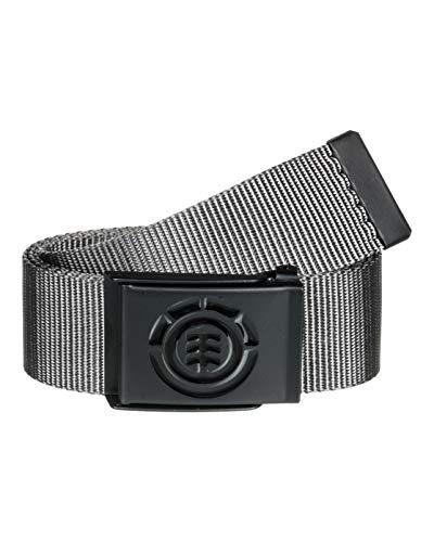 ElementBeyond Belt - Cinturón de Nailon - Hombre - U - Gris