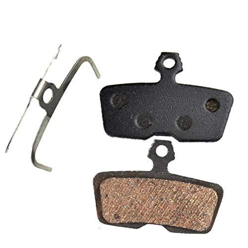 ZhengELE 4 Pares de Bicicletas Pastillas de Disco for la guía AVID MTB Código AVID Avid Code R Código SRAM 2011+ 2011+ -RE Sram Red 22 S-700 Bicicletas de Piezas (Size : 40.5mm*28mm)