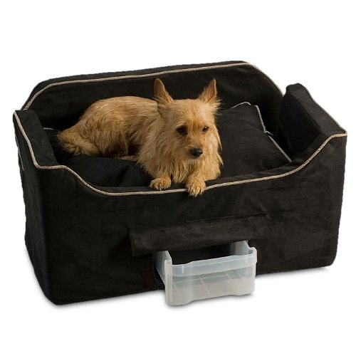 Snoozer Luxury Lookout Pet Car Seat, Large Luxury...