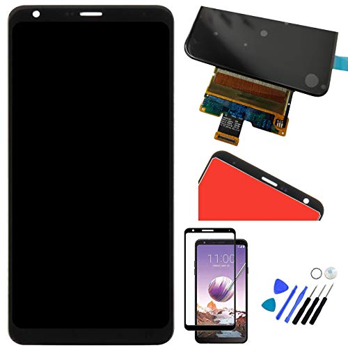 """Ubrokeifixit Stylo 5 Touch Panel Screen Digitizer LCD Display Screen Assembly Replacement for LG Stylo 5 2019"""" LM-Q720TSW LM-Q720PS LM-Q720MS(Without Frame) (ONLY for LM-Q720PS/Sprint)"""