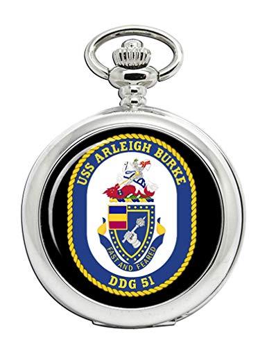 USS Arleigh Burke (DDG-51) Reloj de Bolsillo