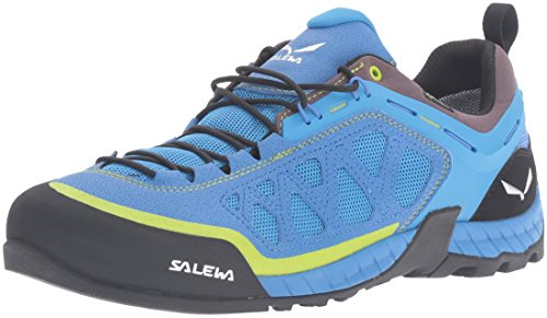 SALEWA Firetail 3 Gore-Tex, Scarpe da arrampicata Uomo, Blu (Royal Blue/monster 8580), 43 EU