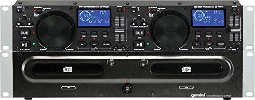 Gemini DJ CDX-2200 Multi-Disc DJ CD Player