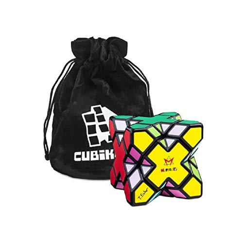 Cubikon Original Meffert's Skewb Extreme - Zauberwürfel - inkl Bag