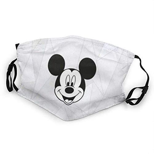Mickey Mouse Cartoon Mundschutz Anti-Staub Waschbar Wiederverwendbarer Mundschutz Modedesign für Kinder Jungen Mädchen Teenager
