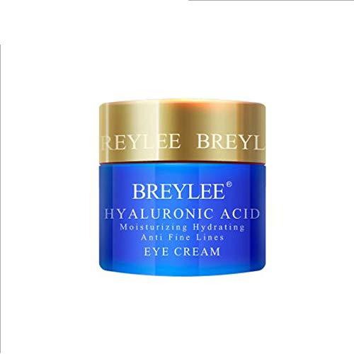 Harddo voedende reparatie hyaluronic oogcrème, anti-rimpel oogcrème, anti-aging oogcrème, kringen onder de ogen, zwellingen, oogzakken, rimpels en kraaienpootjes