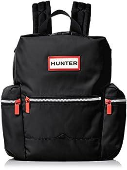 Hunter Original Mini Topclip Nylon Backpack One Size Black