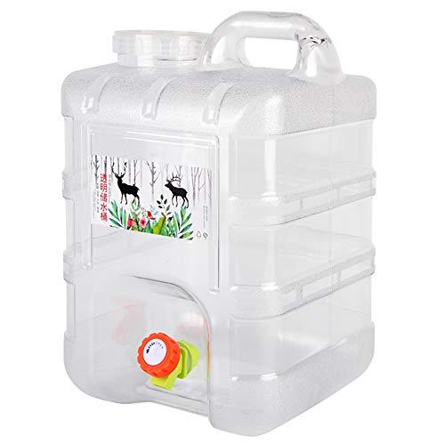 CHAMAIR Wasserkanister, Wasserbehälter...