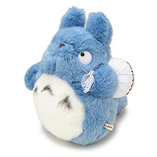 GHIBLI - großer Plüsch Totoro blau mit Rucksack (25cm)
