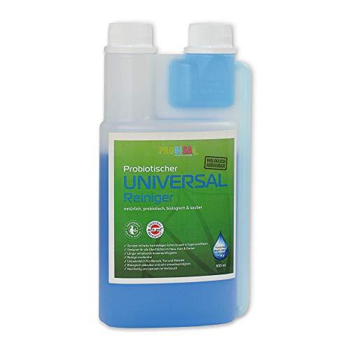 PROBISA Il detergente universale biologico a base probiotica, detergente per la casa, detergente per superfici concentrato. Il detergente probiotico a base biologica.