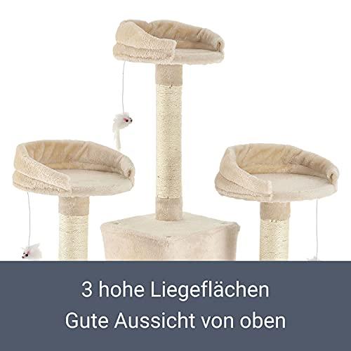 Sam´s Pet Kratzbaum Amy in vielen Farben erhältlich. - 5
