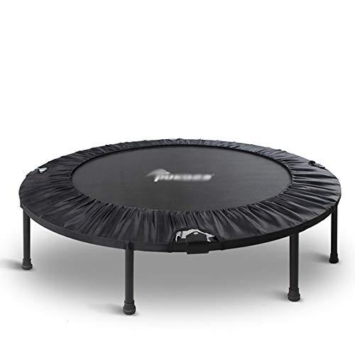 Xiao Jian trampoline voor binnen, laad een trampoline van 500 pond met een veiligheidskussen voor cardio-training in de tuin, fitness/meis/hip-up/massa.