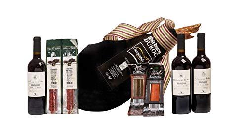 Lote Jamonero con Paleta Reserva, Ibéricos y vino tinto D.O. Ribera del Guadiana