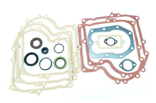 Oregon 50-412 Complete Gasket Set with Seals Replacement for Briggs & Stratton 494241, 490525