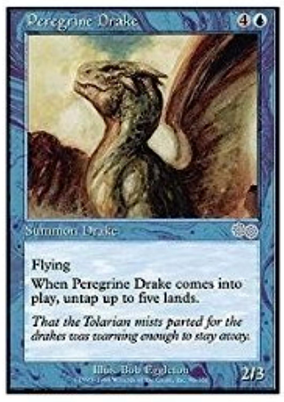 Magic  the Gathering  Peregrine Drake  Urza's Saga
