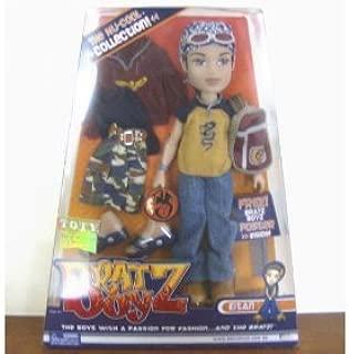 Bratz Eitan Nu-cool Collection Doll